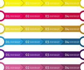 Step Creative Elements vector