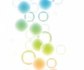 Beautiful Bokeh Abstract Background Vector