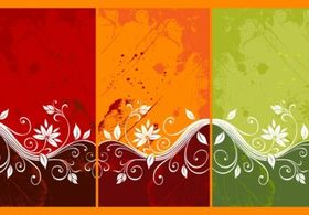 Spring Graphics vector design