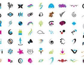 Logo free vector