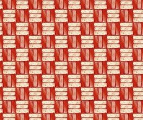 Red textures pattern vector