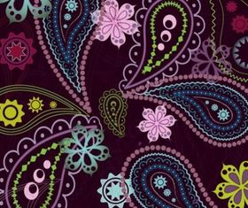 Flower Seamless Pattern vectors