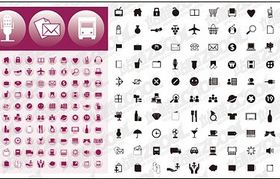 simple graphics material vector