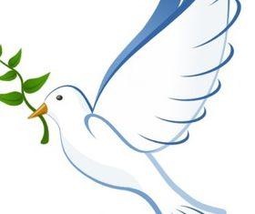 Balin Dove clip art vectors