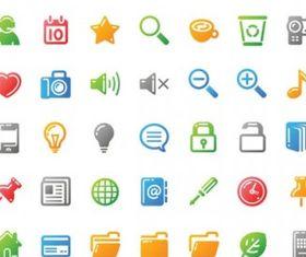 simple icon vector graphics