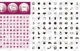 simple graphics icon vector
