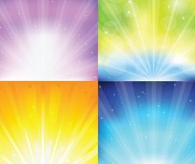 Sunburst Graphics Vector