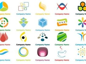 Free Logo Elements vector graphics