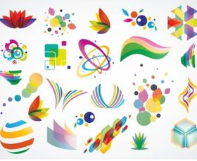 Logo Design Elements vector design