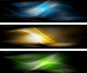 Abstract Banner Background art vector