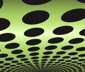 Circular Burst Pattern vector