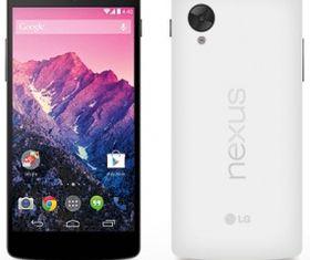 google nexus 5 mockup Free vector