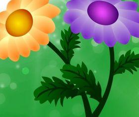 Chrysanthemum Free design vectors