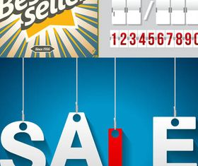 Sale Backgrounds 20 vector