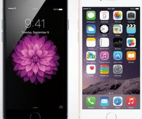 apple iphone 6 mockup Free Illustration vector