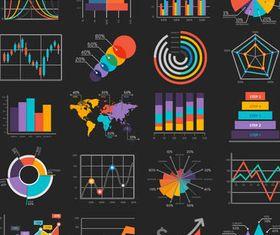 Business Infographics Elements 19 design vectors