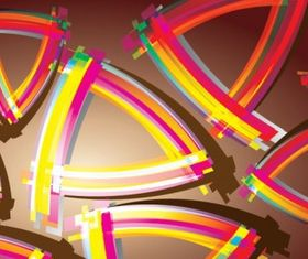 Colourful Abstract Background vector