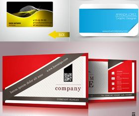 Business Cards Designs 16 vector