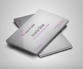 representative business cards Free vector