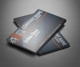 business card template Free 3 design vector