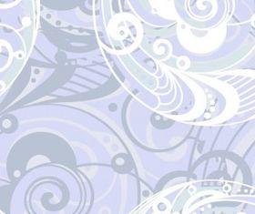 Spiral pattern background 05 vectors
