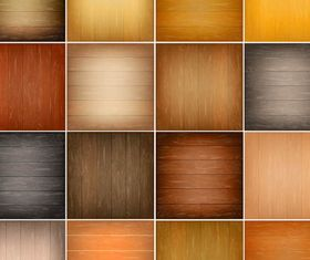 Wooden Textures Mix 2 vector