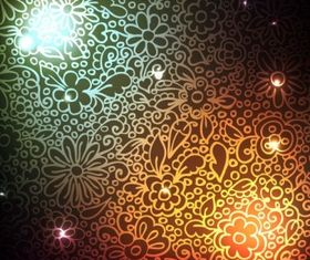 Glare background pattern vectors graphic