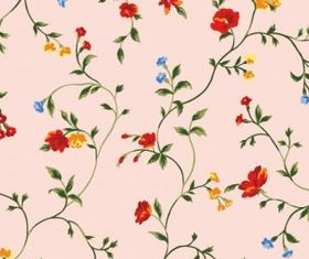 small flowers background Free vector