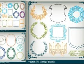 graphical borders clip art Free design vector