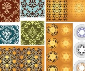 classical pattern vector graphics