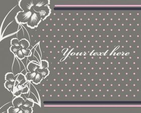 border pattern background 09 set vector