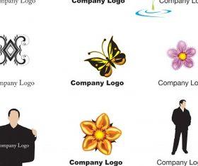Logos Free 2 creative vector
