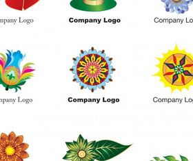 Logos Free set vector