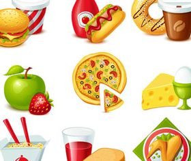FastFood free 4 vector