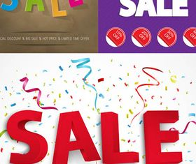 Sale Backgrounds 18 vector