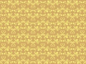 Floral seamless background 14 creative vector
