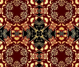Golden background creative vector
