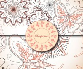 Fine pattern background 03 creative vector