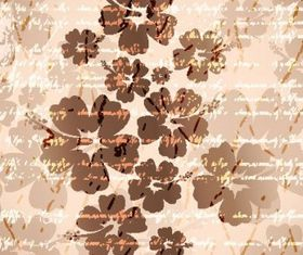 Flower background 2 vector