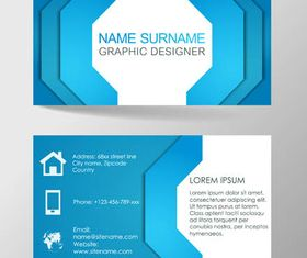 Business Cards Designs 13 vector design
