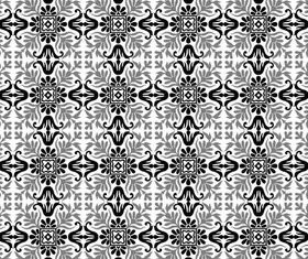 Vintage Style Patterns 37 vector