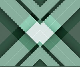 Technology background abstract symmetrical geometric decor vector