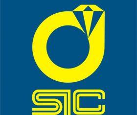 Sjc logo vector design