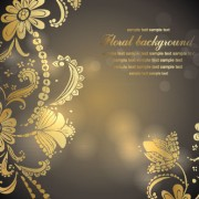 Link toEuropean style decorative pattern background vector 05