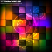 Link toBrilliant quadrate background 04 vector