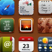 Link toTheme for retina iphone 4 icons