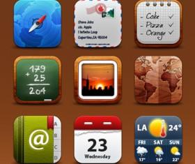 Theme for Retina iPhone 4 Icons