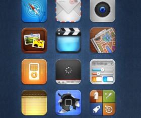 Genesis for iPad Icons