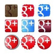 Link toFree google+1 plus icon set