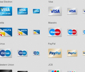 Free payments icons 32×32 48×48 64×64